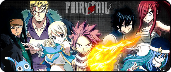 Fairy Tail: Tales from Fiore banner